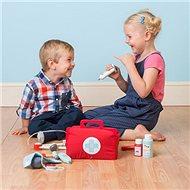 Le Toy Van Doktorská brašna s příslušenstvím - Herní set