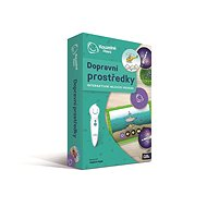 Kouzelné čtení - Hra Pexeso-Dopr. prostředky - Kniha pro děti