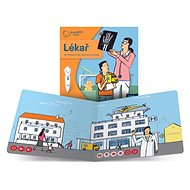 Kouzelné čtení - Lékař - minikniha - Kniha pro děti