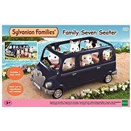 Sylvanian Families Rodinné auto modré - Doplňky k figurkám