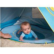 Ludi Stan s bazénem anti-UV pro miminko - Dětský stan
