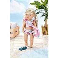 BABY born Souprava plavky a šnorchl - Doplněk pro panenky
