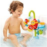 Yookidoo - Kouzelný kohoutek s ozubenými tvary - Hračka do vody