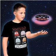 Svítící levitující ufo - Dron