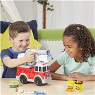 Play-Doh wheels Hasičský vůz - Kreativní sada