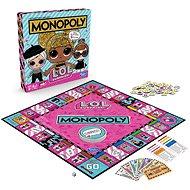 Monopoly LoL Suprise ENG - Společenská hra
