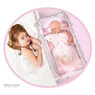 DeCuevas 51234 Novorozenecká postýlka pro panenky s funkcí společného spaní Magic Maria 2020 - Nábytek pro panenky