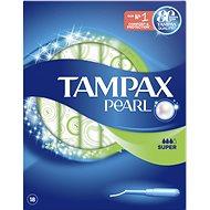 TAMPAX Pearl Super 18 ks - Tampony