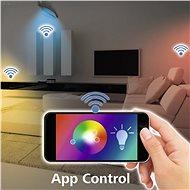 Hama WiFi dotykový nástěnný vypínač, dvojitý - WiFi Spínač