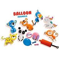 SES Výroba zvířátek z balonků s hustilkou - Kreativní sada