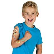SES Dětské tetování, 50 ks - Kreativní sada