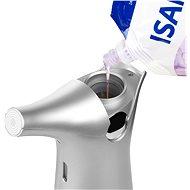 Helpmation V-476 silver - Dávkovač mýdla