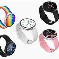 IMMAX Lady Music Fit růžové - Chytré hodinky