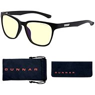 GUNNAR Berkeley Onyx, jantarová skla - Brýle na počítač