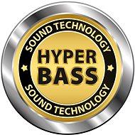 CONNECT IT True Wireless HYPER-BASS Ed. 2 Black - Bezdrátová sluchátka
