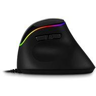 CONNECT IT Game For Health CMO-2800-BK, black - Herní myš
