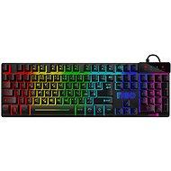 CONNECT IT Neo Pro Gaming Keyboard black - CZ/SK - Herní klávesnice