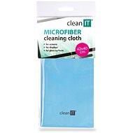 CLEAN IT Čisticí utěrka z mikrovlákna, velká světle modrá - Čisticí utěrka