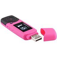 Hyundai MP 366 FMP 4GB růžový - MP3 přehrávač