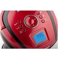 Hyundai TR 1088 SU3RB červeno-černá - Rádio