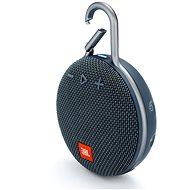 JBL Clip 3 modrý - Bluetooth reproduktor