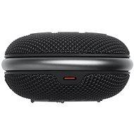 JBL Clip 4 černý - Bluetooth reproduktor