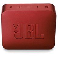 JBL GO 2 červený - Bluetooth reproduktor