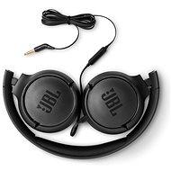 JBL Tune 500 černá - Sluchátka