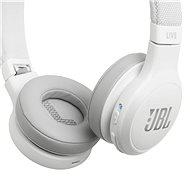 JBL Live 650BTNC bílá - Bezdrátová sluchátka