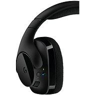 Logitech G533 Wireless Gaming Headset - Herní sluchátka