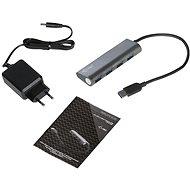 I-TEC USB 3.0 Metal HUB 4 Port - USB Hub