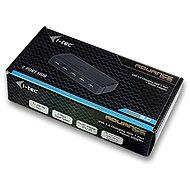 I-TEC USB 3.0 Charging HUB 7 + napájecí adaptér - USB Hub