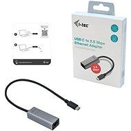 i-tec USB-C Metal 2.5Gbps - Síťová karta