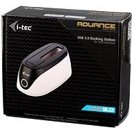 I-TEC HDD Docking Station Advance USB 3.0 backup - Externí dokovací stanice