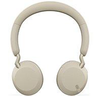 Jabra Elite 45h zlatobéžové - Bezdrátová sluchátka