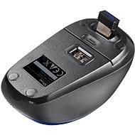 Trust Yvi Wireless Mouse, modrá - Myš