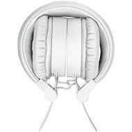 Trust Tones Wireless Headphones bílé - Bezdrátová sluchátka