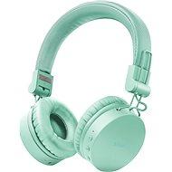 Trust Tones Wireless Headphones zelené - Bezdrátová sluchátka