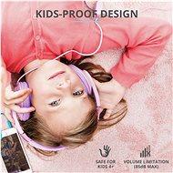 Trust Sonin Kids Pink - Sluchátka