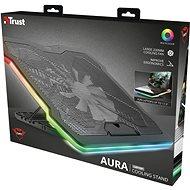 Trust GXT1126 Aura Laptop Cooling Stand - Chladící podložka