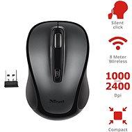 Trust Siero Silent Click Wireless Mouse - Myš