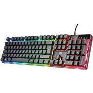 Trust GXT838 Azor Combo - CZ/SK - Set klávesnice a myši