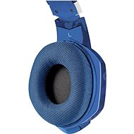 Trust GXT 322B Carus Gaming Headset for PS4 - camo blue - Herní sluchátka