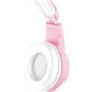 Trust GXT 310P Radius Gaming Headset - pink - Herní sluchátka
