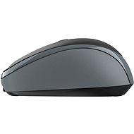 TRUST Yvi Rechargeable Mouse, černá - Myš