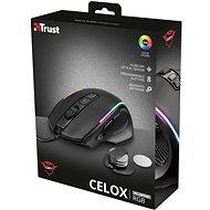 Trust GXT 165 Celox Gaming Mouse - Herní myš