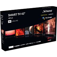 "43"" STRONG SRT43UC6433 - Televize"