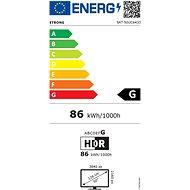 "50"" STRONG SRT50UC6433 - Televize"