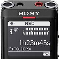 Sony ICD-UX570 černý - Diktafon