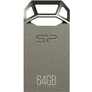 Silicon Power Jewel J50 Metallic Grey 64GB - Flash disk